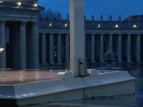 Un evento storico vissuto in diretta (on line). Gesti e parole da conoscere, meditare, riflettere. Grazie Papa Francesco.