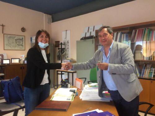Un augurio di benvenuto al nuovo Dirigente, prof.ssa SONIA DISO!