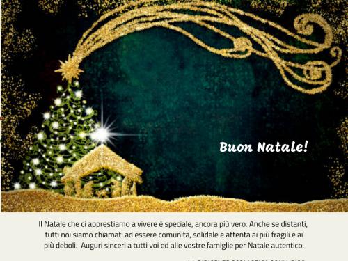 Gli auguri di Natale della Dirigente